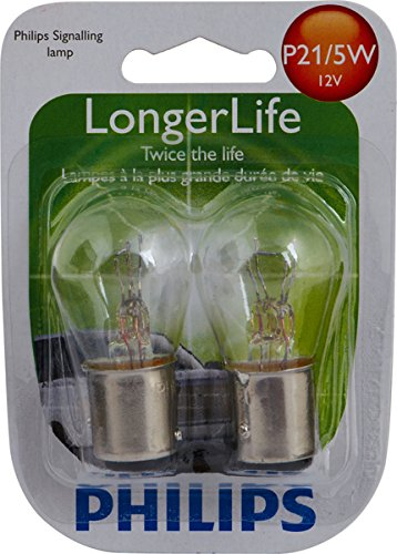 Philips 12499 LongerLife Miniature Bulb, 2 Pack (Honda Civic 2000 Lx Glasses Seal compare prices)