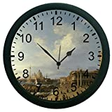 meSleep Port 3D Wall Clock (With Glass)