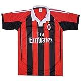 レプリカサッカーシャツ●ACミラン ベッカム 32番 ホーム半袖●T1105