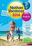 Nathan Vacances Anglais - De la 5� ve...