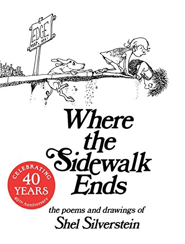 Where the Sidewalk Ends ISBN-13 9780060256678