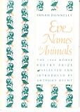 Eve Names The Animals (Samuel French Morse Poetry Prize)