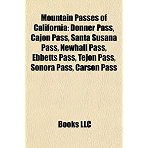 Mountain Passes Of California | RM.