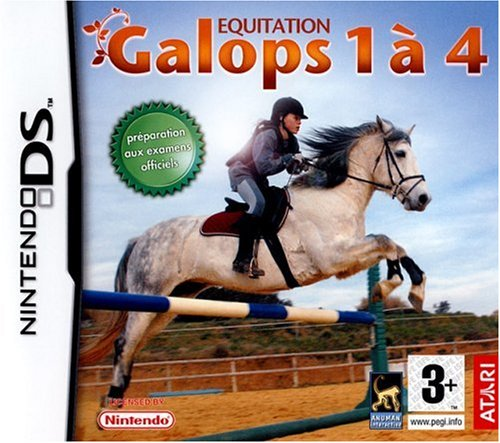 Equitation : Galops 1 à 4 DS