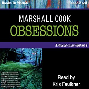 Obsessions: Monona Quinn Series, Book 4 | [Marshall Cook]