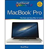 Teach Yourself VISUALLY MacBook Pro