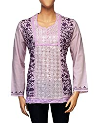 Belle Embroidered Women's Tunic