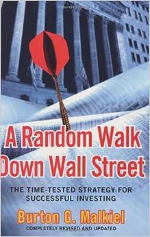 random walk down wall street essay View essay - random_walk_report_essay from aem 3240 at cornell university  a random walk down wall street book report bfin 546 - investments.