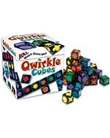 MindWare - Jeu Qwirkle Cubes - Version Multilngue (Français Inclus)
