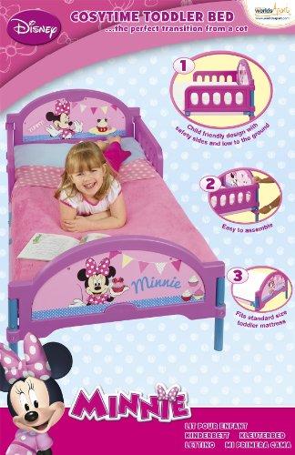 Worlds Apart 865368 Disney Minnie Mouse Lit Junior Métal/Plastique Rose 147 x 75 x 59 cm
