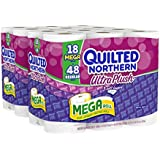 Quilted Northern Ultra Plush Bath Tissue, Mega Rolls, 36 Count