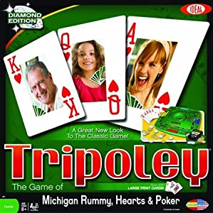 Tripoley Diamond Edition Card Game