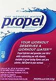 Propel Zero Powdered Beverage Mix, Berry, 10-Count