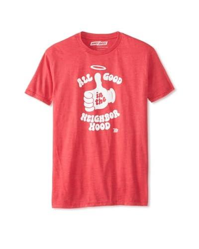 Ames Bros Men's All Good Crew Neck T-Shirt