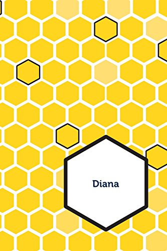 Etchbooks Diana, Honeycomb, College Rule