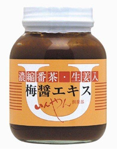 いんやん倶楽部 生姜入梅醤番茶 260g