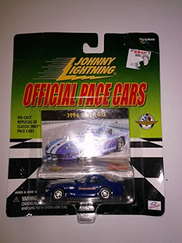 Johnny Lightning Official Pace Cars 1996 Viper GTS