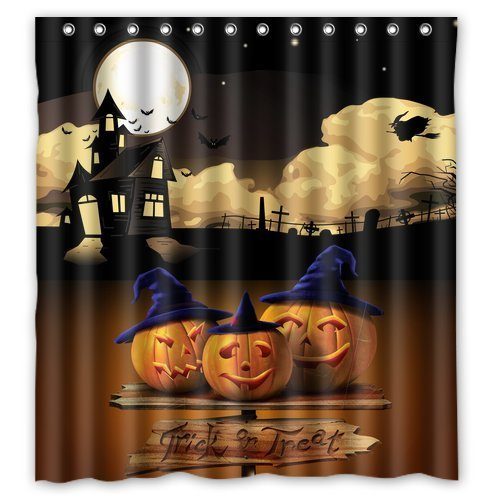 halloween shower curtain browse halloween shower curtain at