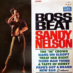 Sandy Nelson - Boss Beat - Zortam Music