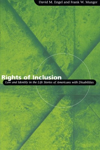 Rights of Inclusion: Law and Identity in the Life Stories...