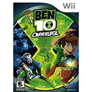 D3P, Ben 10 Omniverse Wii U