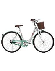 2015 Raleigh Caprice Ladies Classic Traditional 3sp Bike White