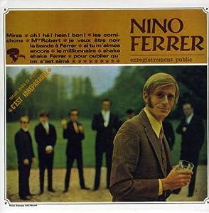 Nino Ferrer Je Veux Etre Noir Si Tu MAimes Encore