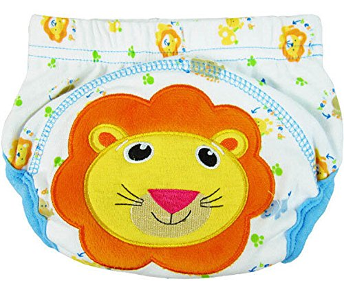 Lion Baby Diaper Cotton Waterproof Nappies Summer Training Pants For Toddler Boys Girls Baby Clothes Nappy front-923139