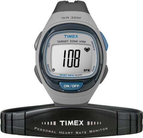 Cheap Timex Personal Trainer Heart Rate Monitor Watch – (T5K541)
