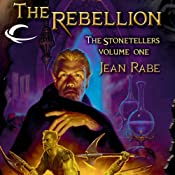 The Rebellion: Dragonlance: The Stonetellers, Book 1 | Jean Rabe