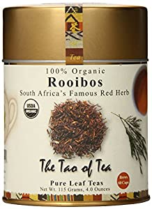 The Tao of Tea, Rooibos Tea, Loose Leaf, 4 Ounce Tin by 3M