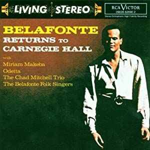 Belafonte Returns To Carnegie Hall (New York 02.05.1960)