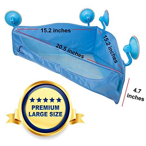 Organizador Juguetes Baño:Baño Juguete Organizador – 4 Tazas De La Succión Fuerte – – $ 97420