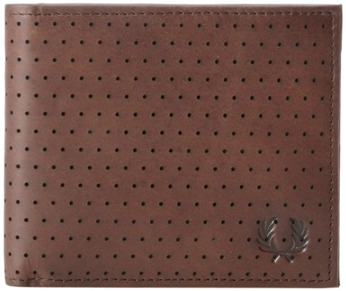 Fred Perry Perforated Billfold 男士钱包图片