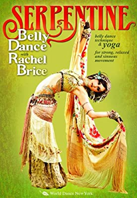 Serpentine: Bellydance with Rachel Brice (TWO-DVD SET): Complete belly dancing instructional program, How-to in Rachel's tribal style belly dance, ... yoga [DVD] [ALL REGIONS] [NTSC] [WIDESCREEN] [UK Import]