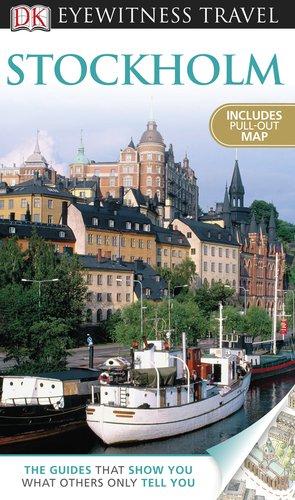 DK Eyewitness Travel Guide: Stockholm