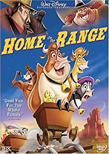 Home on the Range from Walt Disney Home Entertainment
