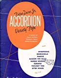 img - for Accordion Variety Pops - A Selection of Popular Standards Presented in Special Concert Arrangements - Songs Contained: Whispering - Dardanella - Margie - Raggin' the Scale - Bumble Boogie - Cumana - Twilight Time - After Hours (IN-33) book / textbook / text book