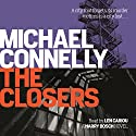 The Closers Audiobook by Michael Connelly Narrated by Len Cariou