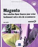 echange, troc Didier Mazier - Magento - Créer un site de e-commerce