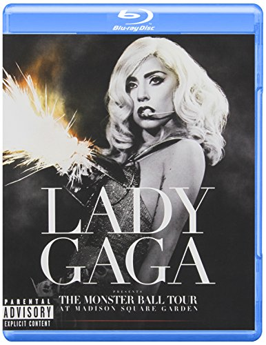 Blu-ray : Lady Gaga - The Monster Ball Tour At Madison Square Garden [Explicit Content]