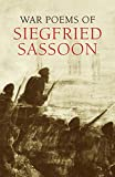 War Poems of Siegfried Sassoon (Dover Books on Literature & Drama) (0486437159) by Sassoon, Siegfried