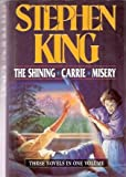 Stephen King The Shining, Carrie and Misery Omnibus