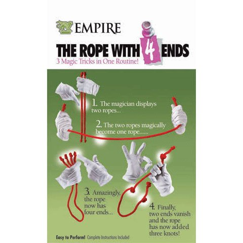 Loftus International Rope with 4 Ends