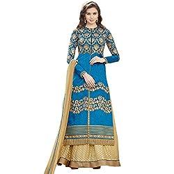Shoponbit Spacial Bridal Embroiedered Wedding Wear Salwar Suit