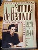 The prime of life: The autobiography of Simone de Beauvoir