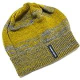 [ドルチェ&ガッバーナ] DOLCE&GABBANAニット帽子 黄色×グレー DOLCE&GABBANA [並行輸入品]
