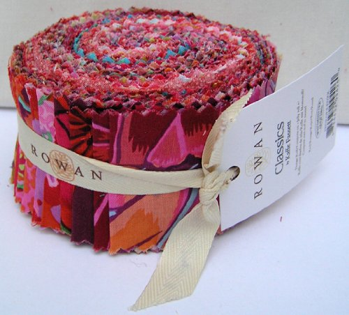 Kaffe Fassett CLASSICS RED #2 Design Roll 2.5