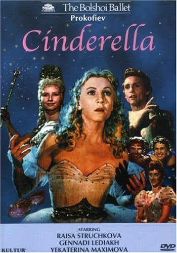 Cinderella [DVD] [2005] [Region 1] [US Import] [NTSC]
