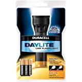 Duracell Daylite LED Torch Flashlight 3W 80 Lumens Cree with 3 AAA Batteries